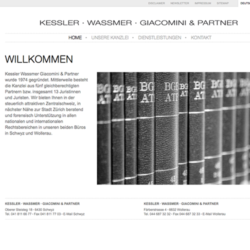 Kessler Wassmer Giacomini & Partner
