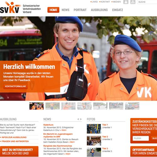 Schweizer Verkehrskadetten Verband