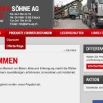 Walter Minder Söhne AG