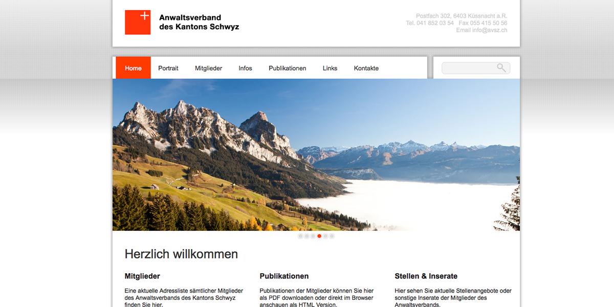 Anwaltsverband Kanton Schwyz
