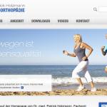 Dr. med. Patrick Holzmann – Praxis für Orthopädie