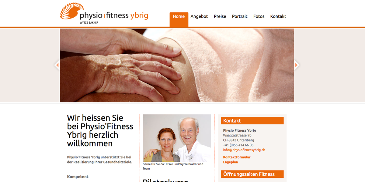 Physio'Fitness Ybrig