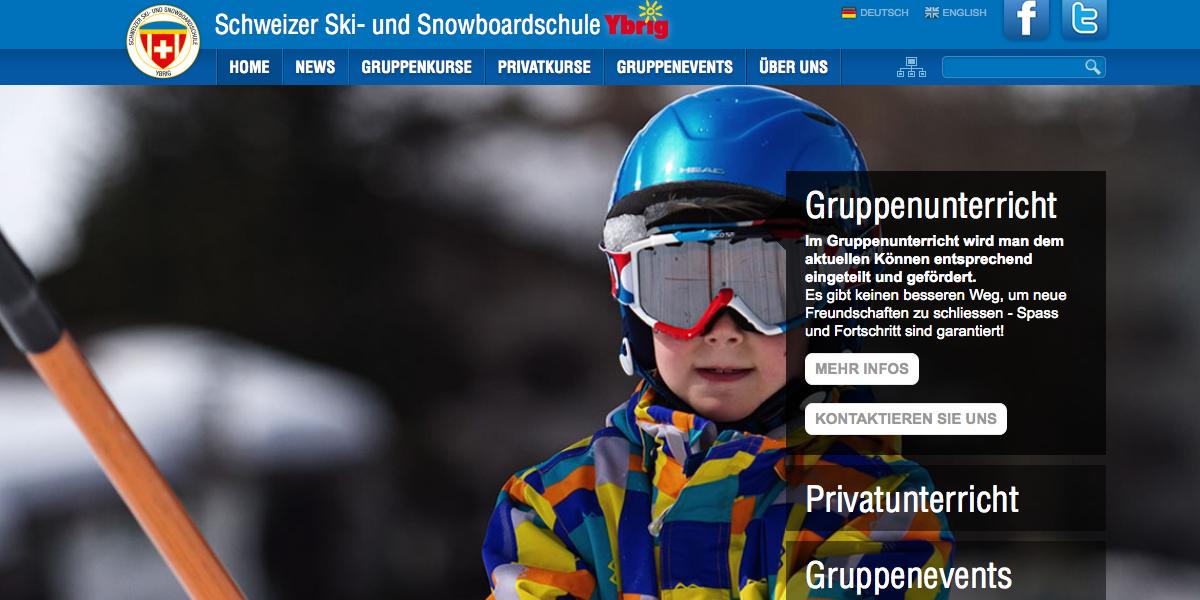 Schweizer Ski- und Snowboardschule Ybrig