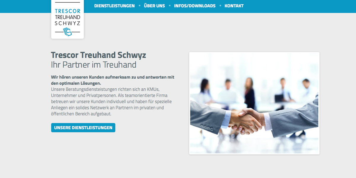 Trescor Treuhand Schwyz AG