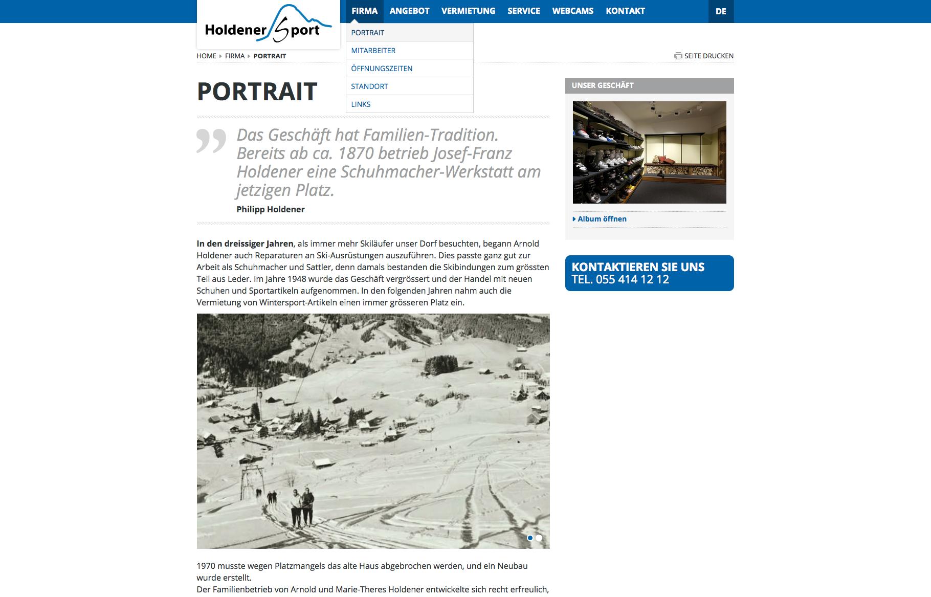 Holdener Sport GmbH